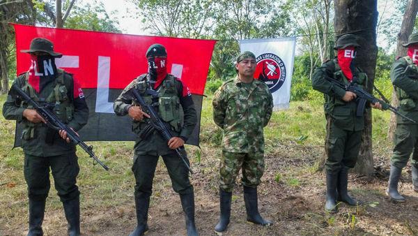 Gobierno de Colombia y guerrilla del ELN abren diálogos de paz