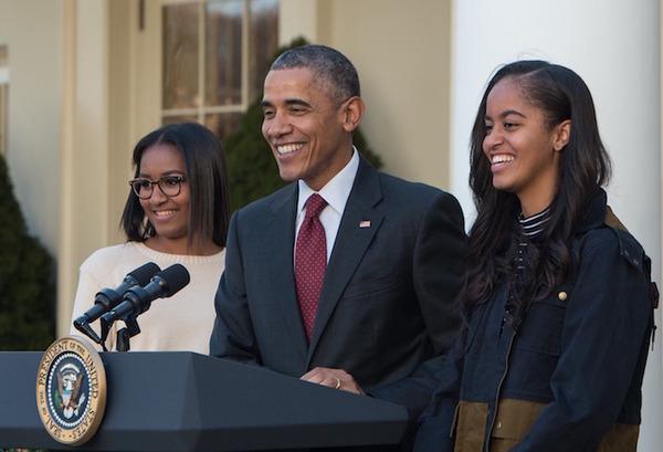 La vida después de la Casa Blanca: consejos de las Bush a las Obama