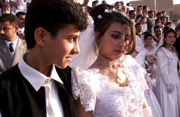 """Tasa de matrimonios tempranos en Latinoamérica es """"preocupante"""""""