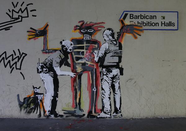 Grafiteros, en la cima del mercado de arte contemporáneo
