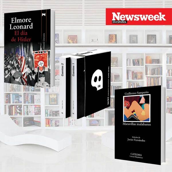 Breviario NW: libros (al 15 de diciembre)