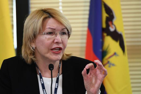 Ortega denuncia a Maduro por delitos de lesa humanidad