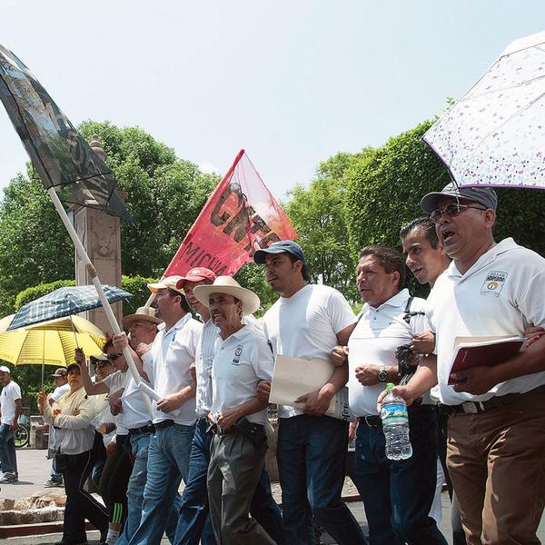 La izquierda retorna a Michoacán