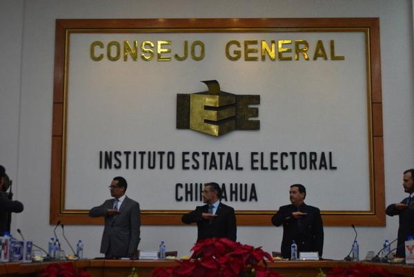 Se gastarán al mes casi 600 mp en sueldos del nuevo consejo electoral