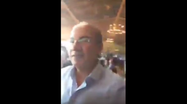 """Xóchitl Gálvez graba vía Periscope fiesta del """"jefe Diego"""""""