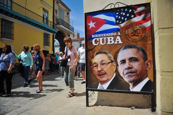 Reunión Obama-Castro, punto álgido de histórica visita a Cuba