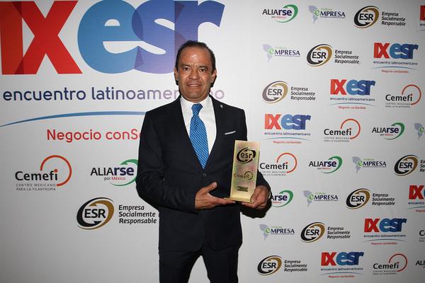 Bio Pappel es galardonada con el distintivo ESR por sexta ocasión