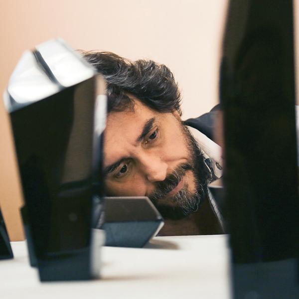 Jorge Rodríguez: la poética del material