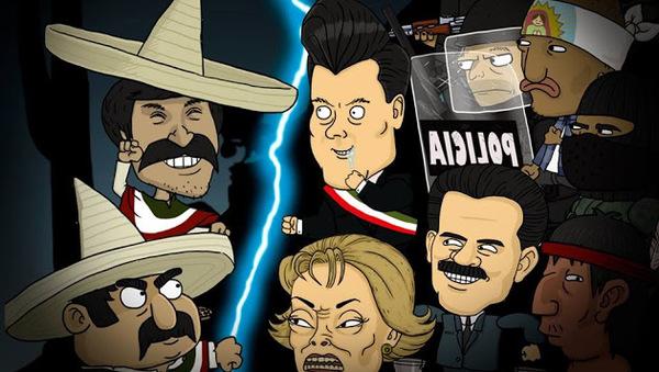 Videojuegos políticamente insurrectos