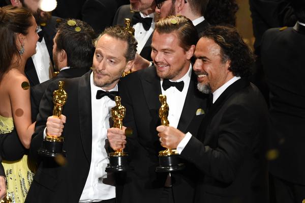 Orgullo mexicano en el Óscar