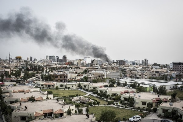 Estalla un coche bomba en Kurdistán iraquí; reportan muertos