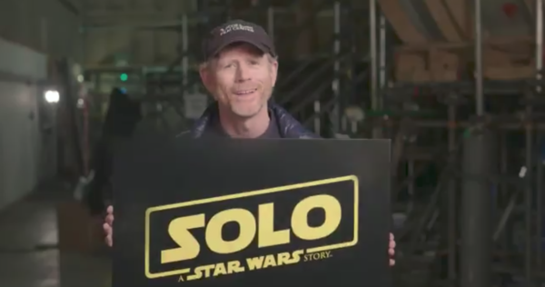 """Solo: A Star Wars Story"""