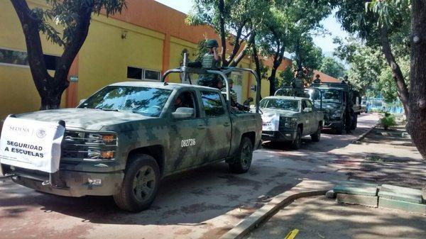 Federación subsidia 7 estados más para capacitar Policía local