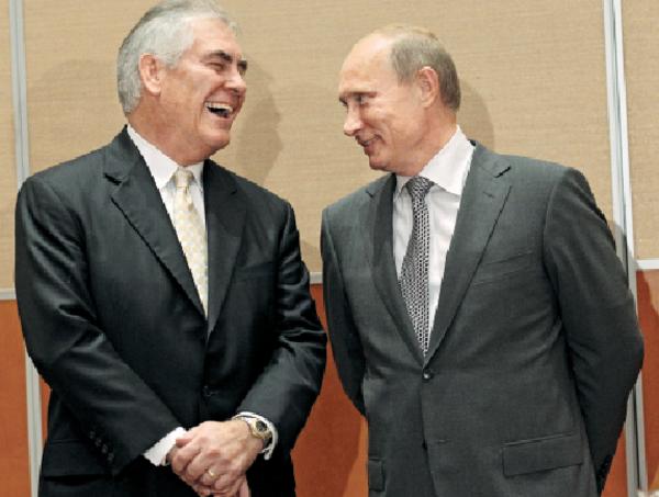 El amigo cercano de Putin
