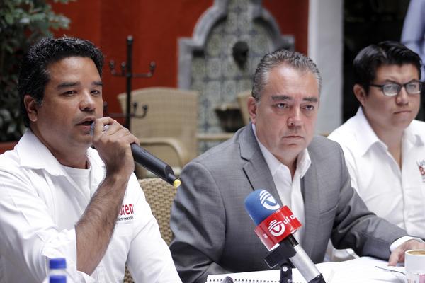 Morena denunciará a PAN por invadir territorio con propaganda