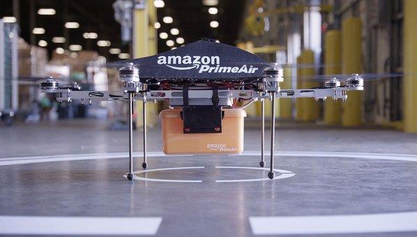 Drones: el futuro de la industria del transporte