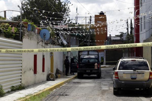 Detienen a 10 por el asesinato de mandos federales en Veracruz