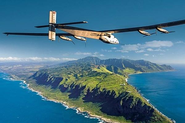 Reanuda vuelta al mundo sin combustible el Solar Impulse 2