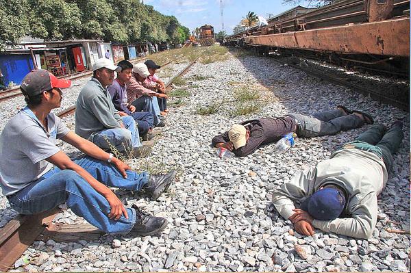 Persecución de migrantes por Hidalgo