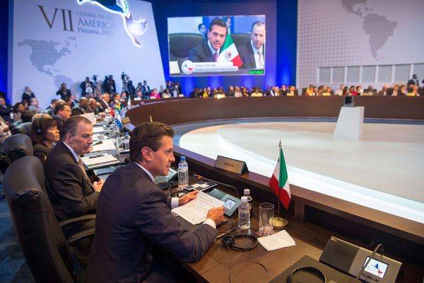 Reconoce EPN apoyo estratégico de OIT para el sureste de México