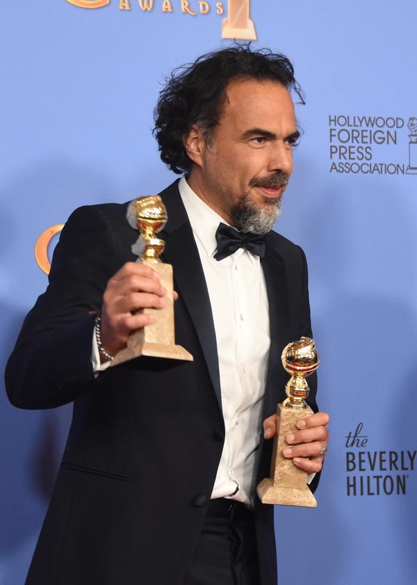 """Iñárritu, nominado al Directors Guild Award por """"The Revenant"""""""