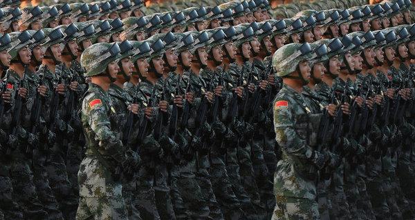 El ejército chino prende alertas por soldados adictos a un videojuego
