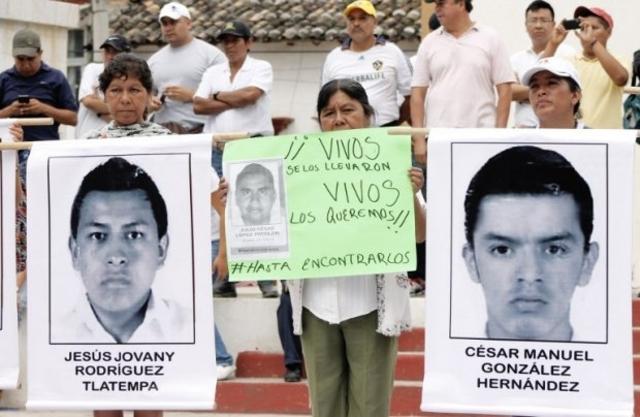 Lucha política, narco y poder en Ayotzinapa