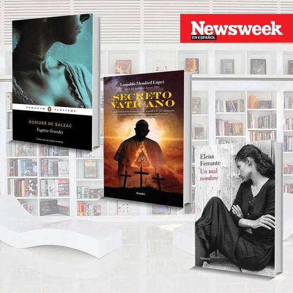 Agenda de libros (8 a 14 de abril)