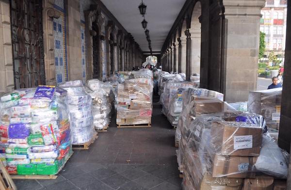 ONGs critican oportunismo político en ayuda ante sismo