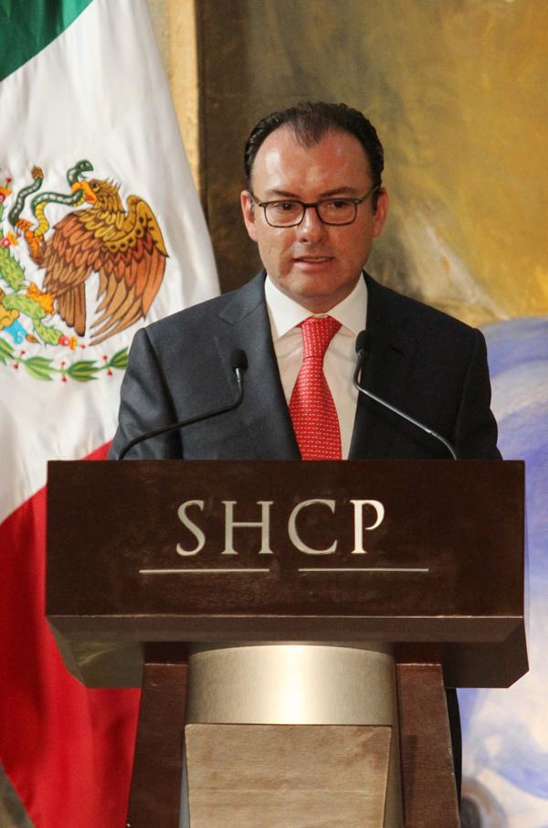 """México, entre los """"emergentes"""" con mejor blindaje económico: SHCP"""