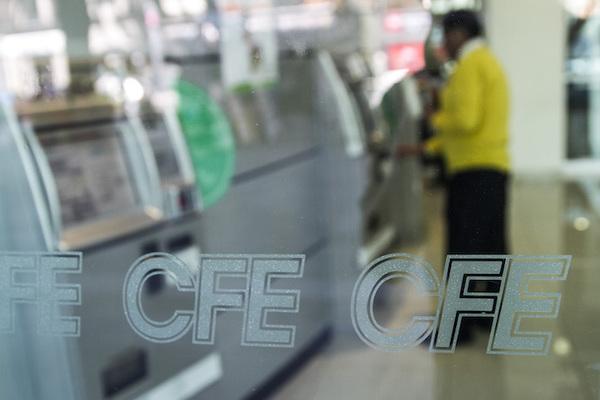 Se desploman en 98% ganancias de CFE en segundo trimestre