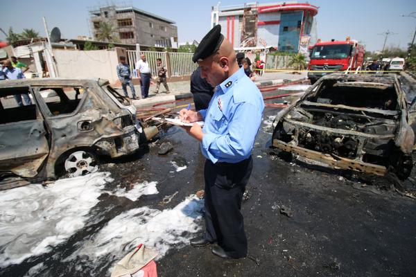 Al menos 66 muertos y 80 heridos tras ataque suicida en Irak
