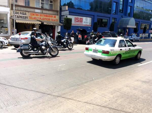 Soldado apócrifo desata movilización policíaca en Pachuca
