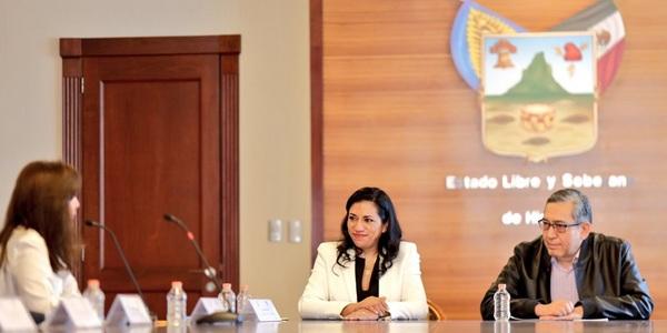Patricia González, nueva directora del DIF Hidalgo