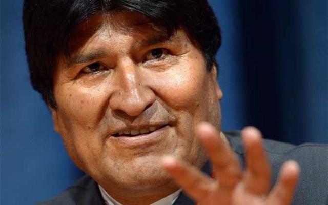 Desde Europa para Bolivia: las disculpas