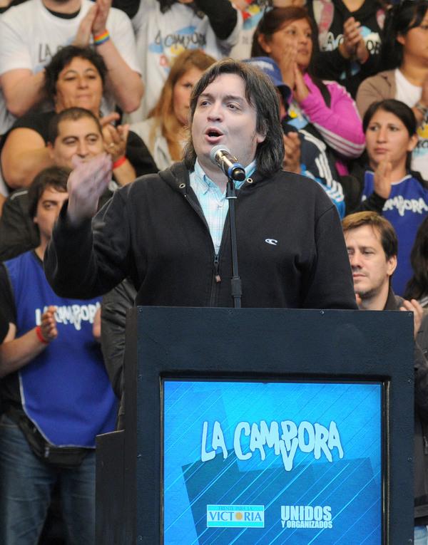 Máximo Kirchner, ¿el heredero al 'trono' en Argentina?