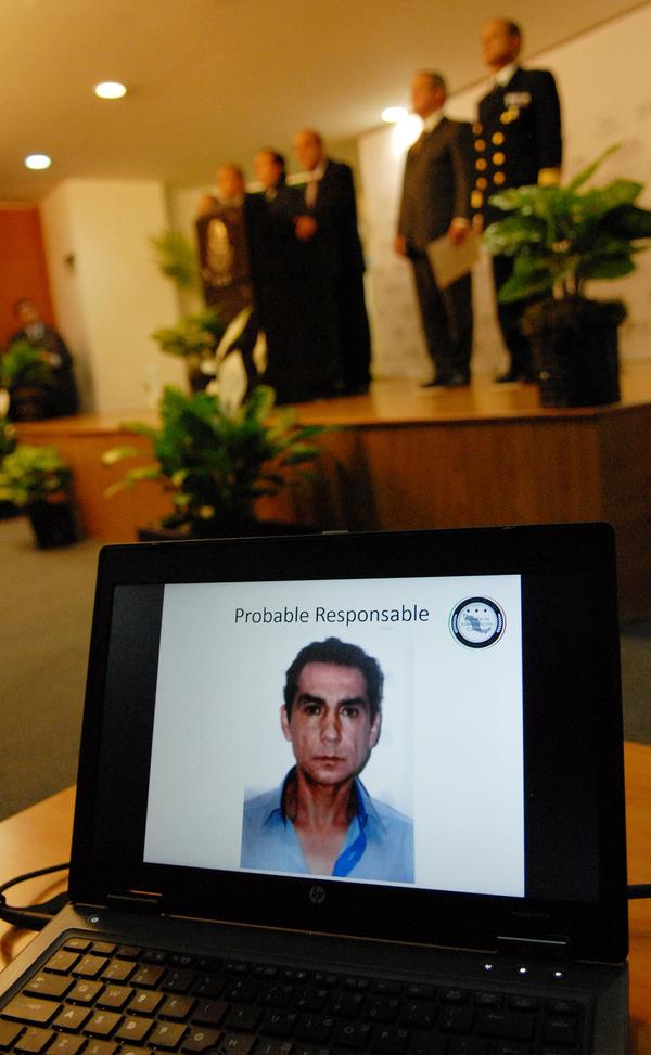 Dictan formal prisión a José Abarca por delincuencia organizada