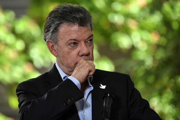 Santos declara ante corte colombiana por caso Odebrecht