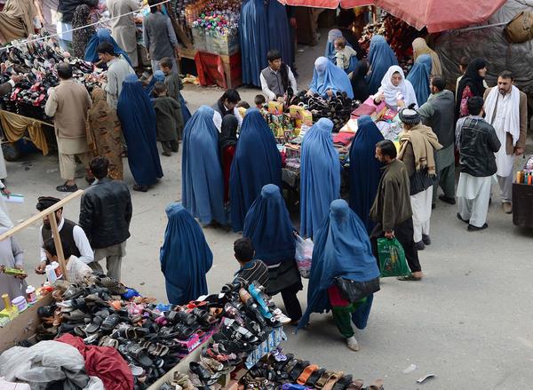 Afganistán y las mujeres olvidadas