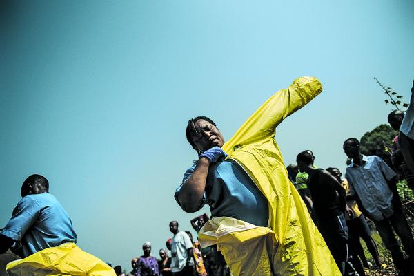 Los fantasmas del ébola