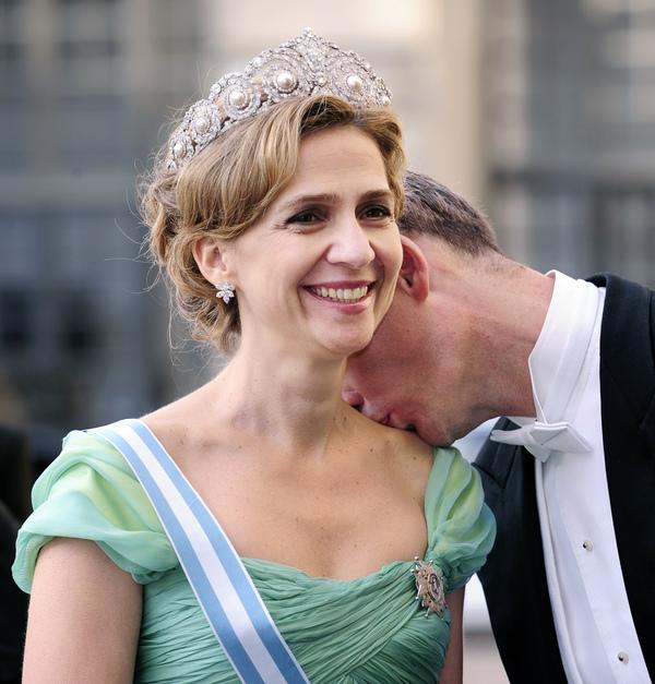 Hermana del Rey de España, a juicio por corrupción