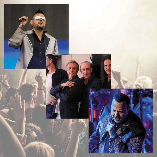 Agenda semanal conciertos