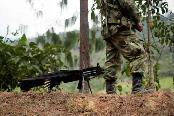 Líder campesina es asesinada en Colombia en zona de las FARC
