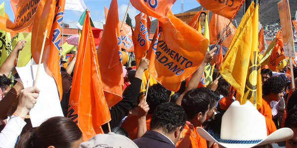 Logra Grupo Universidad 3 alcaldías con partido naranja