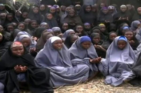 Hallan sana y salva a una de las niñas secuestradas por Boko Haram en 2014