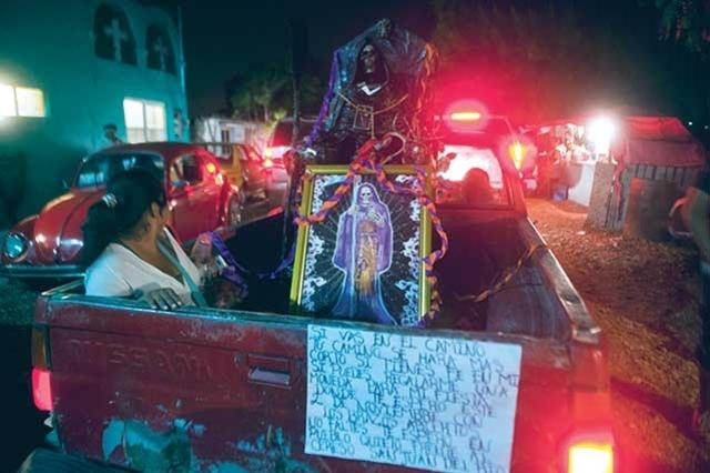 En México no se le teme a la muerte