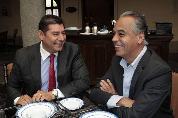 Puebla recibirá presupuesto superior al de 2015