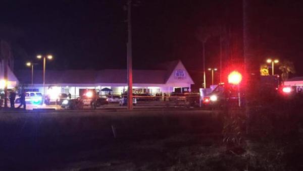 Nuevo tiroteo en Florida deja al menos 2 muertos y 14 heridos
