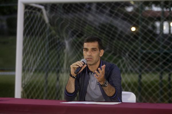 Femexfut y Atlas esperan que situación de Márquez se aclare