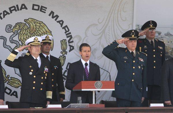 Peña Nieto viaja a BC para conmemorar el Día de la Marina